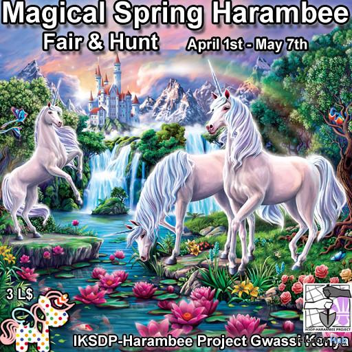 Magical Spring Fair & Hunt 2021 - Teleport Hub - teleporthub.com