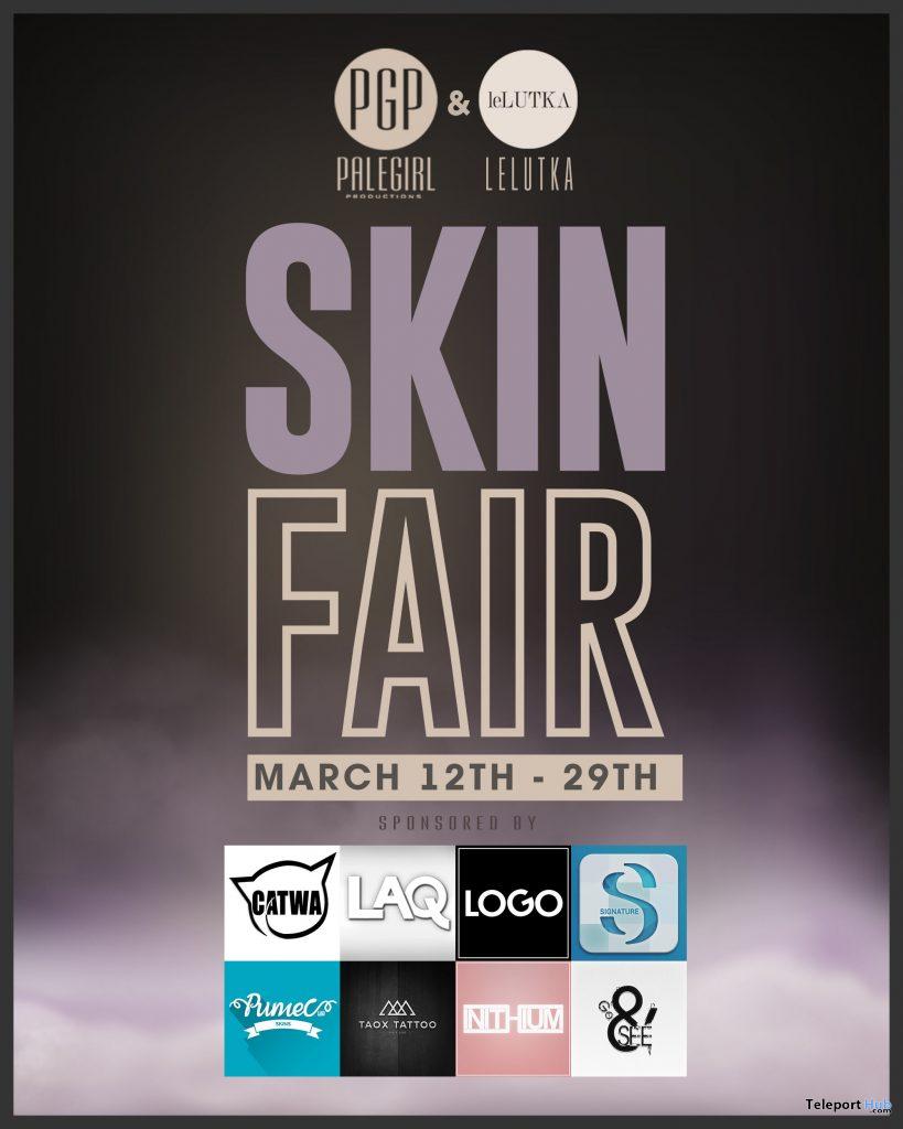 Skin Fair 2021 - Teleport Hub - teleporthub.com