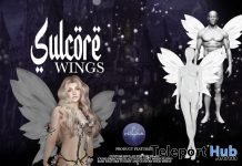 Sulcore Wings Promo by HAUS of Evangelista - Teleport Hub - teleporthub.com