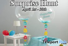 Surprise Hunt 2021 - Teleport Hub - teleporthub.com