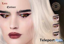Lara Eyeliner April 2021 Gift by himawari - Teleport Hub - teleporthub.com