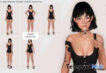 Pose Pack 04 10L Promo by Bourbon Store - Teleport Hub - teleporthub.com