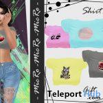 T-shirt Rainbow April 2021 Group Gift by MicRo - Teleport Hub - teleporthub.com