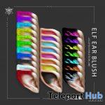Elf Ear Blush BOM April 2021 Group Gift by Psycho Barbie - Teleport Hub - teleporthub.com