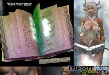 Trouble Maker Spell Book April 2021 Group Gift by Birth - Teleport Hub - teleporthub.com