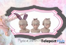 Headbands April 2021 Group Gift by Mystical Unicorn - Teleport Hub - teleporthub.com