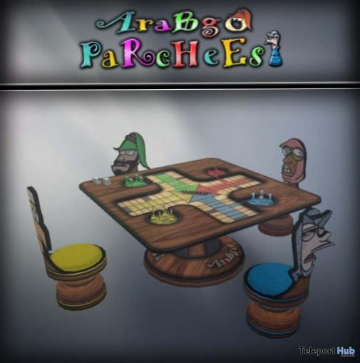 Parcheesi Game Set 80% Off Promo by AraBgO - Teleport Hub - teleporthub.com