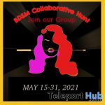 The Giant BDSM Collaborative Hunt May 2021 - Teleport Hub - teleporthub.com