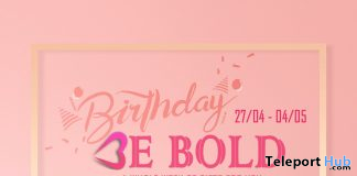 BE BOLD Birthday Week 2021 - Teleport Hub - teleporthub.com