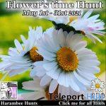 Flower's Time Hunt 2021 - Teleport Hub - teleporthub.com