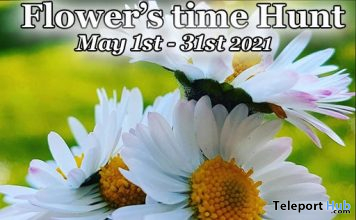 Flower's Time Hunt 2021 - Teleport Hub - teleporthub.com