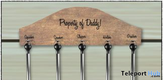 Daddy's Cooking Utensils April 2021 Group Gift by Careless - Teleport Hub - teleporthub.com