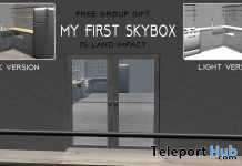 First Skybox April 2021 Group Gift by Careless - Teleport Hub - teleporthub.com