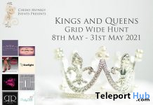 Kings and Queens Hunt 2021 - Teleport Hub - teleporthub.com