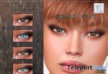 Mirror Eyes Pack April 2021 Group Gift by Tville - Teleport Hub - teleporthub.com