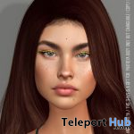 Maggie Shape April 2021 Group Gift by Beauticonic Studio - Teleport Hub - teleporthub.com