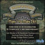 Scoop'n'Score Hunt & Sale 2021 - Teleport Hub - teleporthub.com