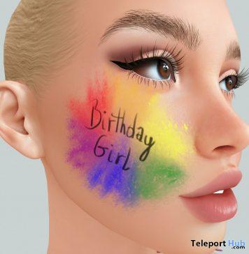 Birthday Girl Tattoo April 2021 Gift by [by Pepe] - Teleport Hub - teleporthub.com