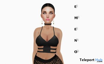 Adriana Shape For Catwa HDPRO Queen Head 1L Promo Gift by Emeno - Teleport Hub - teleporthub.com