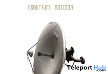 Antenna April 2021 Group Gift by D-LAB - Teleport Hub - teleporthub.com