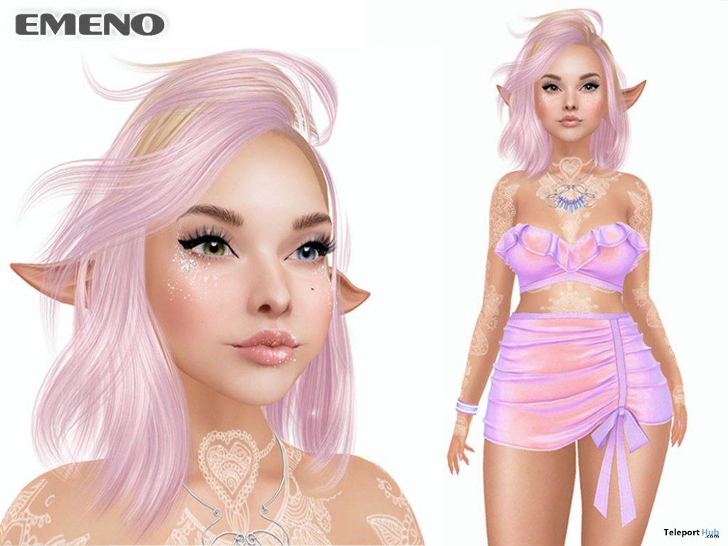 Elf Lilla Shape For Genus Strong Head 5L Promo by Emeno - Teleport Hub - teleporthub.com