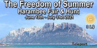 The Freedom of Summer Fair & Hunt 2021 - Teleport Hub - teleporthub.com