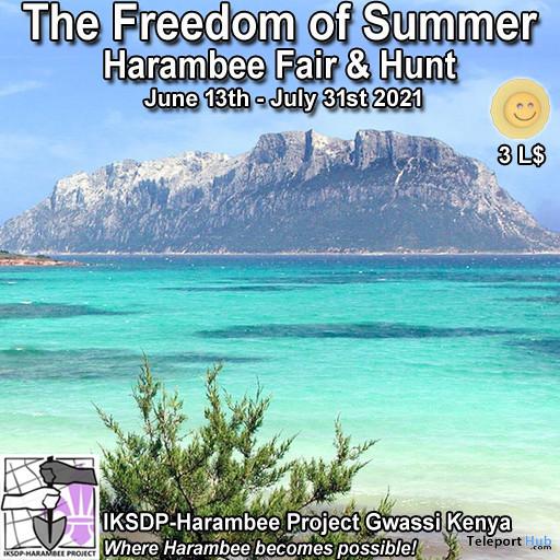 The Freedom of Summer Fair & Hunt 2021 - Teleport Hub - teleporthub.com