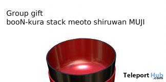 Kura Stack Meoto Shiruwan May 2021 Group Gift by booN - Teleport Hub - teleporthub.com