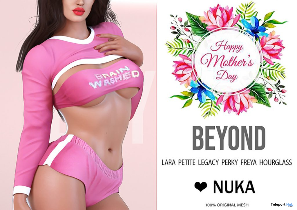 Nuka Outfit Mother's Day 2021 Group Gift by Beyond - Teleport Hub - teleporthub.com