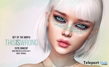 Cutie Makeup May 2021 Group Gift by THIS IS WRONG - Teleport Hub - teleporthub.com