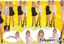 With Friend Pose Pack May 2021 Gift by A&R Haven - Teleport Hub - teleporthub.com