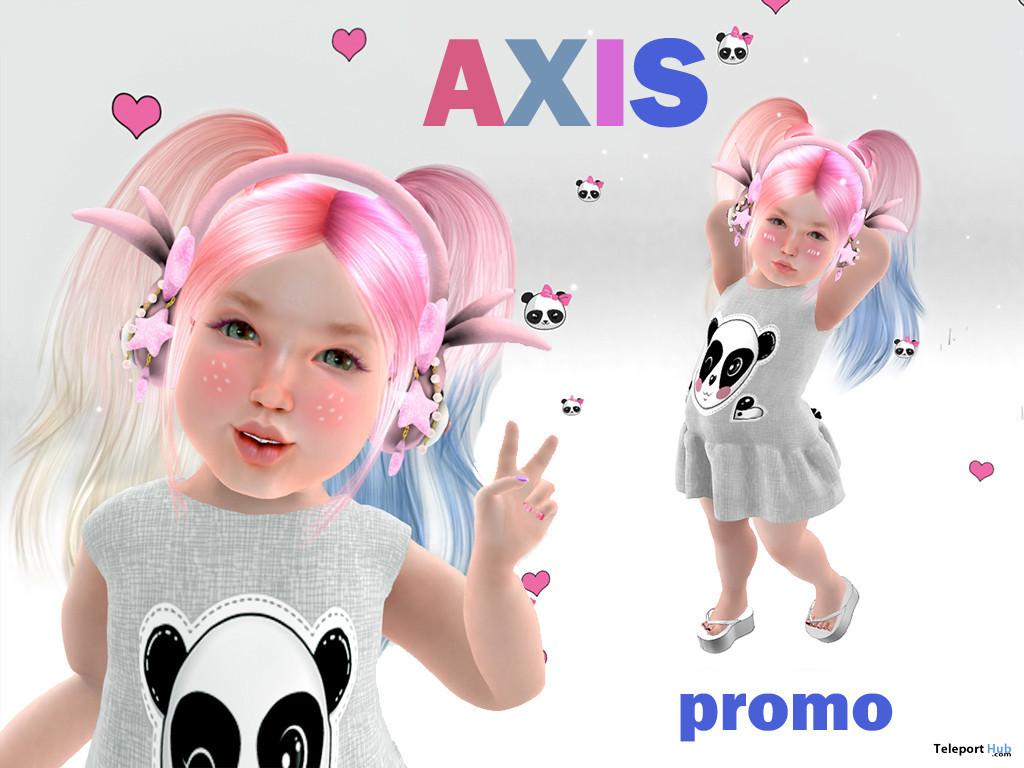 Baby Shape For ToddleeDoo Head & Body 5L Promo by Axis - Teleport Hub - teleporthub.com