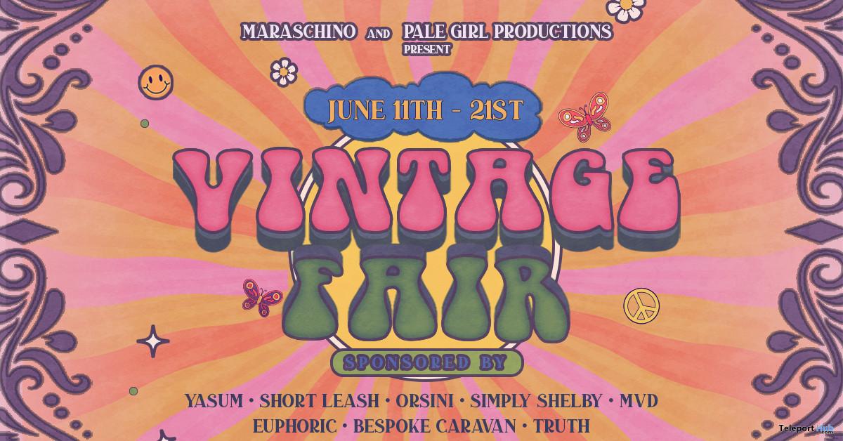 Vintage Fair 2021 - Teleport Hub - teleporthub.com