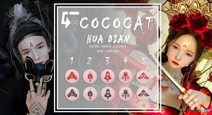 Hua Dian Makeup 10L Promo by cococat - Teleport Hub - teleporthub.com