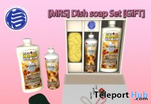 Dish Soap Set May 2021 Gift by [MURASHIN] - Teleport Hub - teleporthub.com