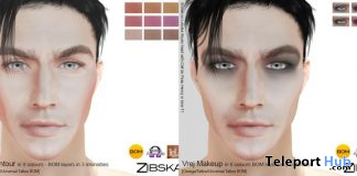 Vrej Contour & Makeup L'HOMME Magazine May 2021 Group Gift by Zibska - Teleport Hub - teleporthub.com