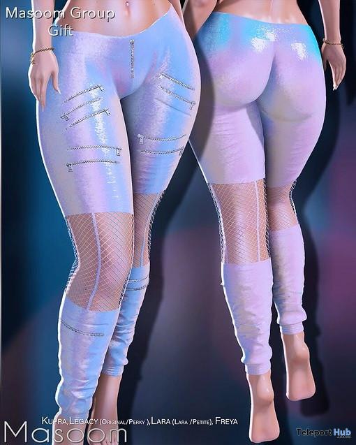 Tia Pants June 2021 Group Gift by Masoom - Teleport Hub - teleporthub.com