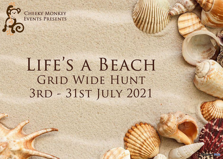 Life's A Beach Hunt 2021 - Teleport Hub - teleporthub.com