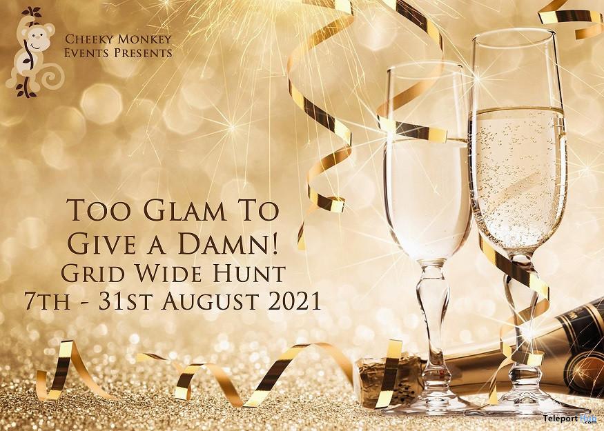 Too Glam To Give a Damn! Hunt 2021 - Teleport Hub - teleporthub.com