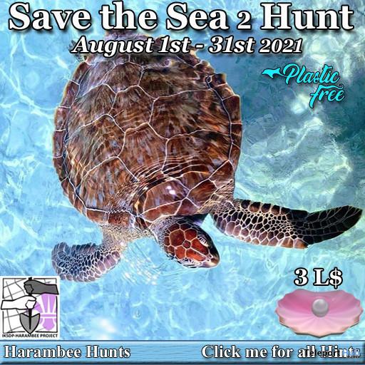 Save the Sea 2 Hunt 2021 - Teleport Hub - teleporthub.com