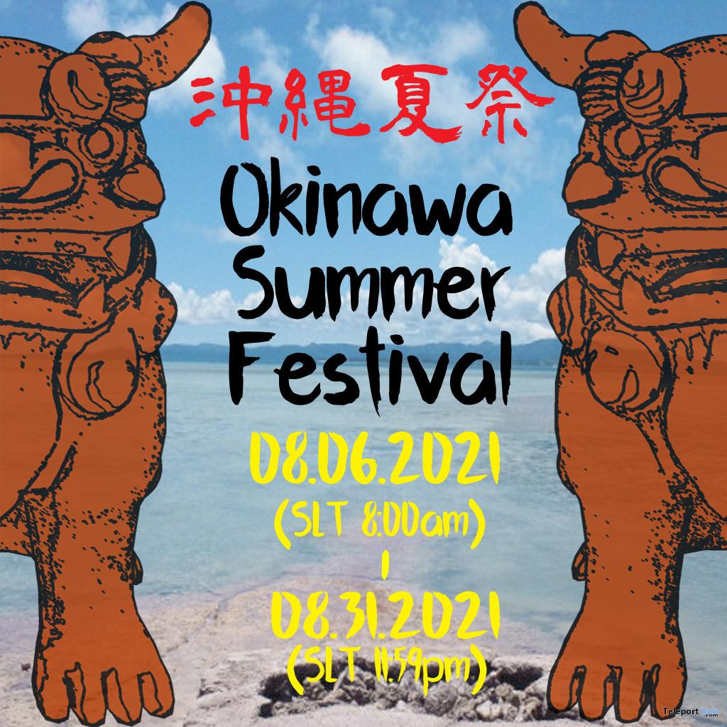 Okinawa Summer Festival 2021 - Teleport Hub - teleporthub.com