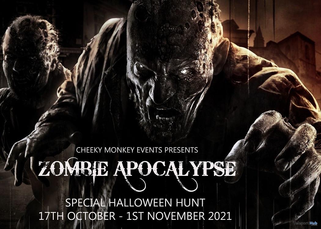 Zombie Apocalypse! Special Region Halloween Hunt 2021 - Teleport Hub - teleporthub.com