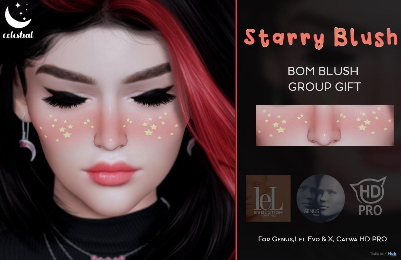Starry Blush September 2021 Group Gift by CELESTIAL - Teleport Hub - teleporthub.com