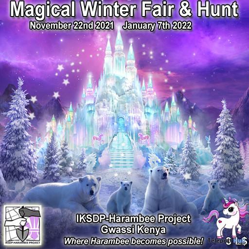 Magical Winter Fair & Hunt 2021 - Teleport Hub - teleporthub.com