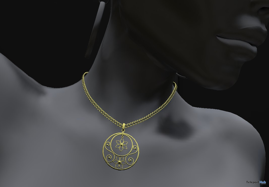 Star Necklace October 2021 Gift by Argentum - Teleport Hub - teleporthub.com