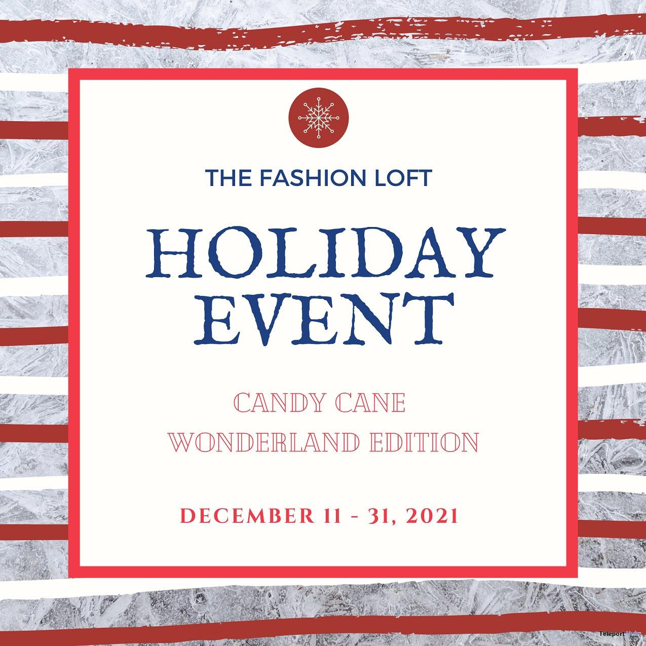 The Fashion Loft 2021 Holiday Event - Teleport Hub - teleporthub.com