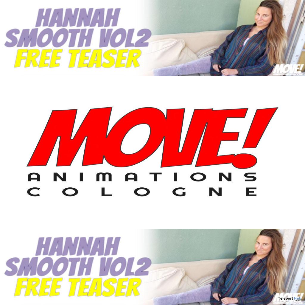 Hannah 83 Bento Dance Gift by MOVE! Animations Cologne - Teleport Hub - teleporthub.com