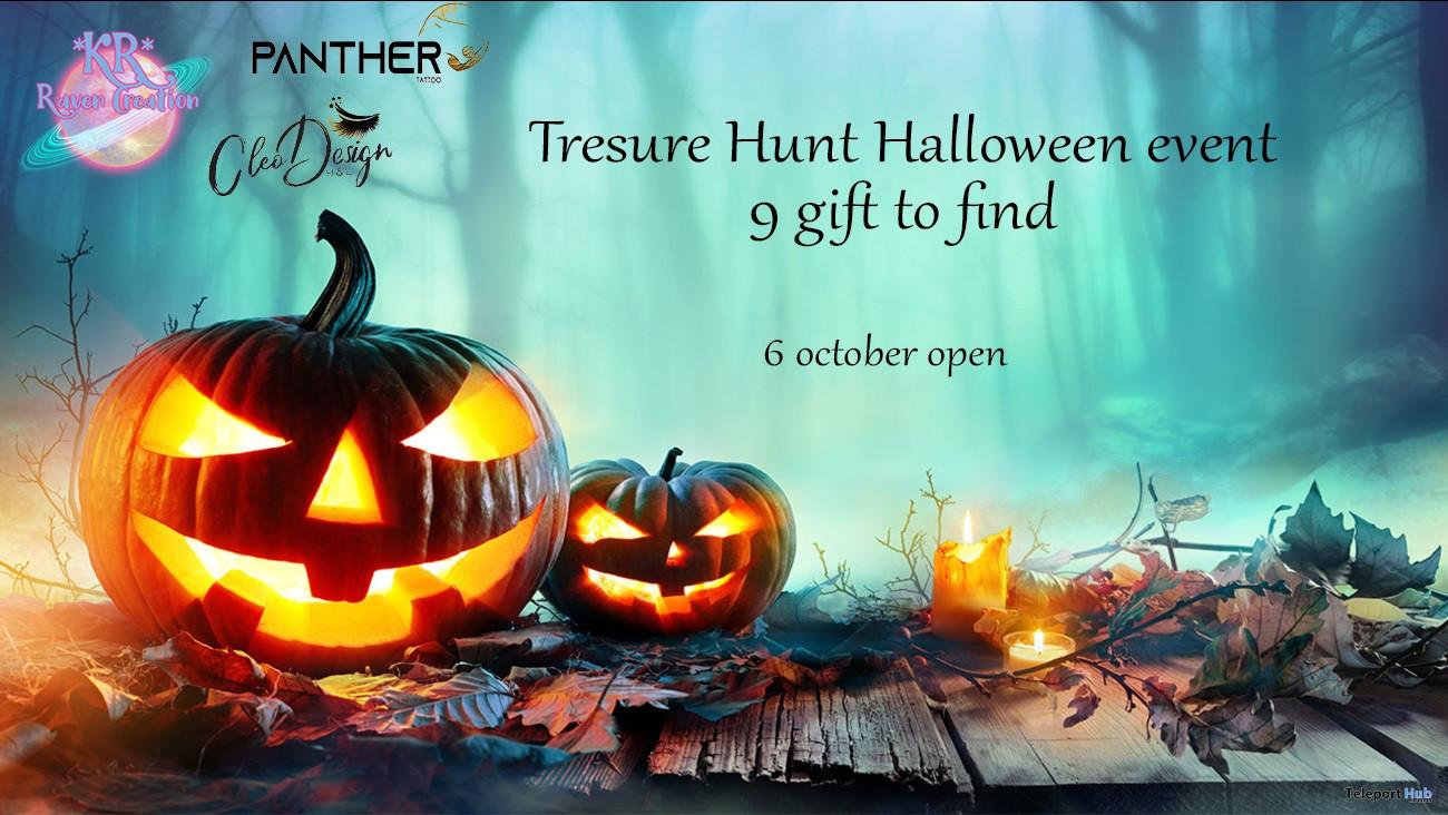 Treasure Hunt Halloween 2021 - Teleport Hub - teleporthub.com