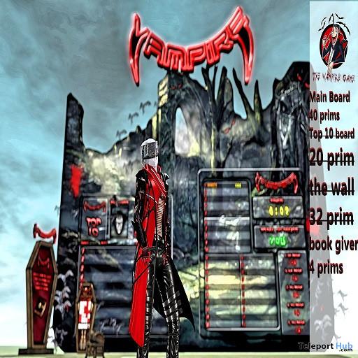 Halloween Vampire Game 84% Off Promo by LaBis - Teleport Hub - teleporthub.com
